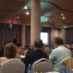 Jornada sobre RC Profesional de AXA y conferencia de mercados de Santa Lucía Vida y Pensiones