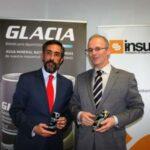 Glacia, la bebida para deportistas, se incorpora al Club Insure