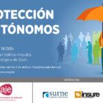 Charla sobre protección de autónomos