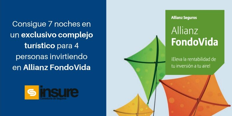 nvierte en tu futuro con FondoVida, el Unit Linked de Allianz
