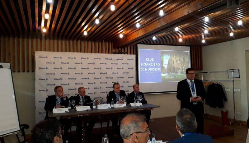 reunión del Club Financiero de Allianz