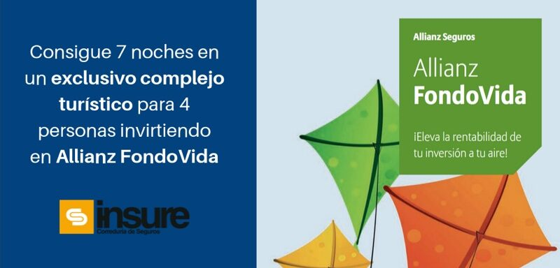 nvierte en tu futuro con FondoVida, el Unit Linked de Allianz